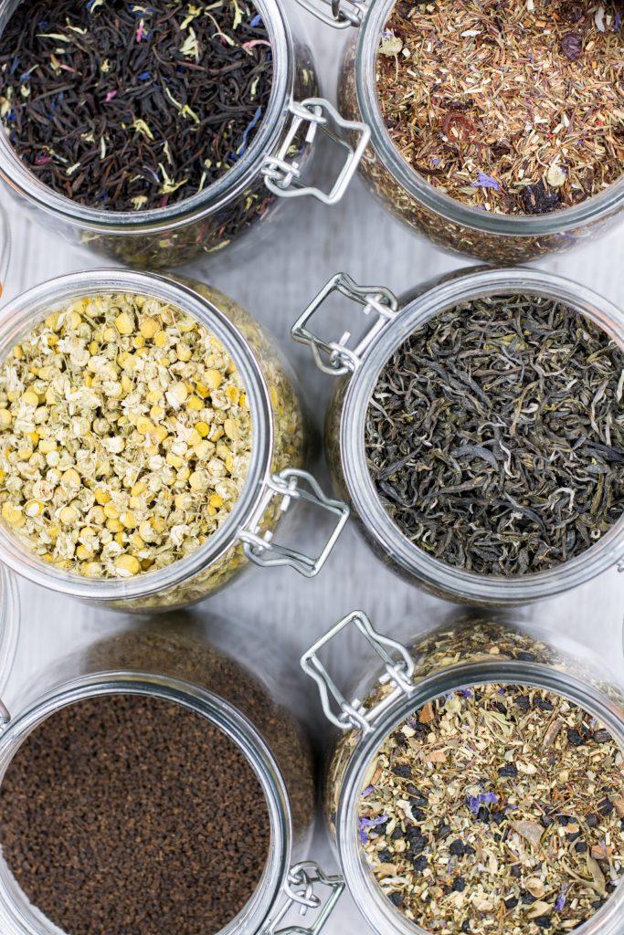 como identificar a qualidade do chá