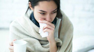 Gripes e constipações: o chá como aliado