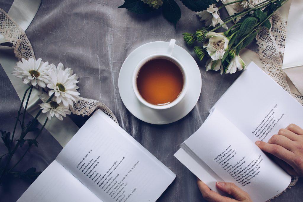O teor de cafeína das diferentes variedades de chá