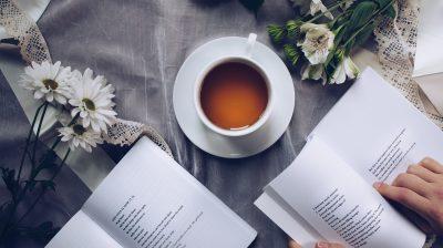 O teor de cafeína do chá